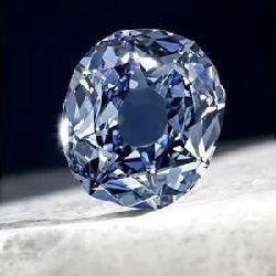 恐怖的噩运蓝钻石:谁拥有谁必亡