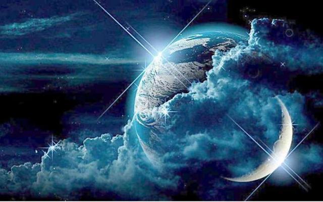 死亡代表着新生,原来生命的死亡与诞生跟宇宙是息息相关的!