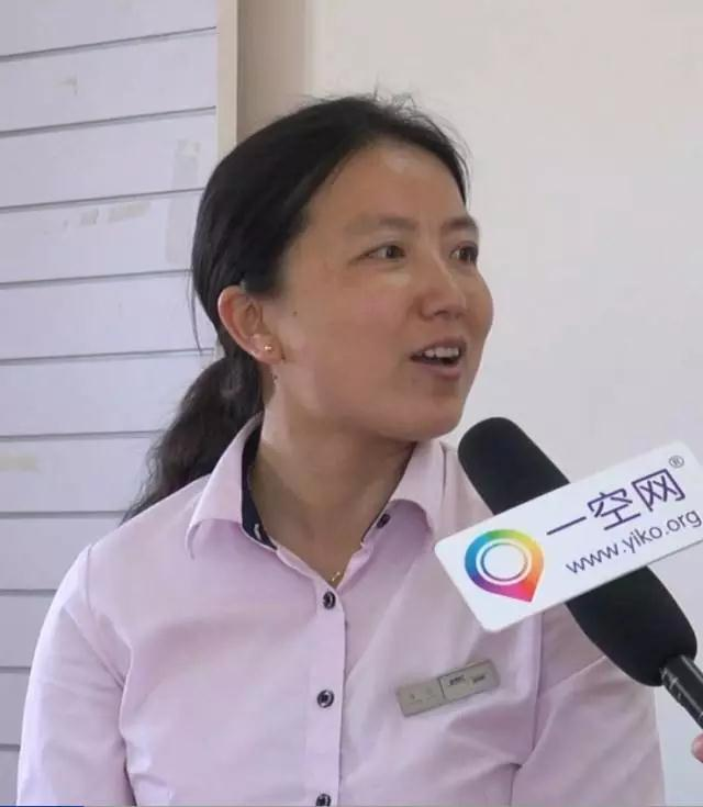 最美天使 | 福寿园海港陵园金牌销售金燕红