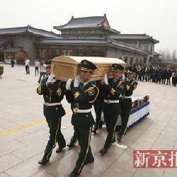 北京东郊殡仪馆举办公众开放日 骨灰海葬逝者殡仪服务费用减免